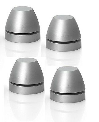 Finite Hi Fi Ceraball - Vibration Control Device (Silver, Set of 4)