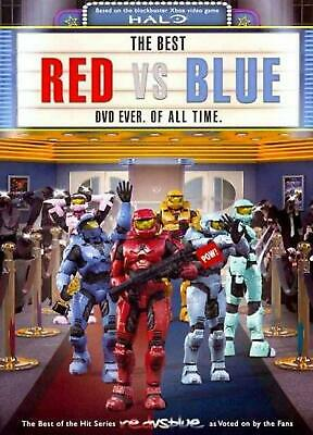 Best Red Vs Blue Dvd Ever of All Tim - DVD Region 1 Free Shipping!