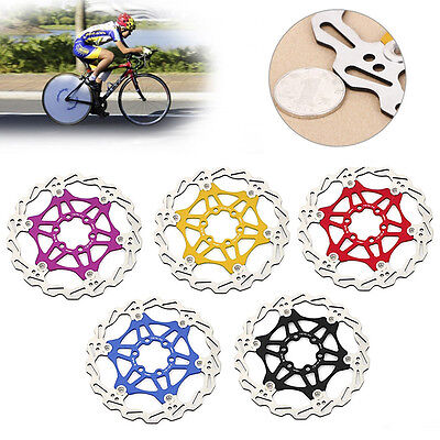 Bicycle Mountain Bike MTB Road Brake Float Floating Disc Rotors Plate 160mm New