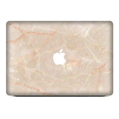 Marble Stone Top Cover Sticker Laptop MAC Decal for Apple Macbook Pro Air Retina