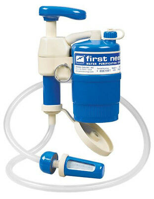 First Need XLE Elite Portable Water Purifier Filter by General Ecology