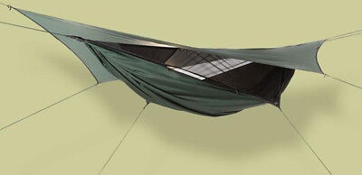 Hennessy Expedition Asym Zip Camping Hammock