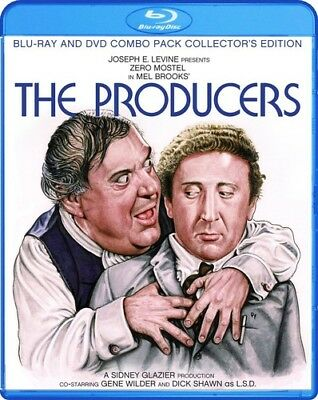 The Producers (Collector's Edition) [New Blu-ray] With DVD, Collector's Ed, Wi