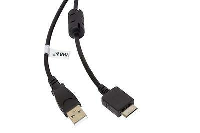 CABLE DATA USB pour SONY MP3 WALKMAN NWZ-A815SLV / NWZ-A815WHI / NWZ-A816
