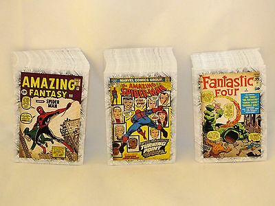 Marvel Beginnings Trading Cards Series 1,2 & 3 Breakthrough Issues Complete Sets