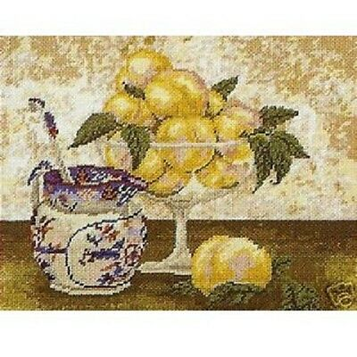 Peaches And Cream Tapestry Canvas