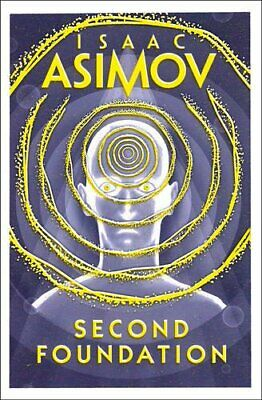 Second Foundation by Asimov, Isaac Book The Cheap Fast Free Post