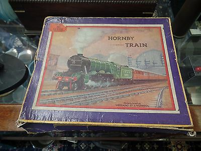 ts 401 O Gauge Hornby Clockwork  Train No. 101 goods Passenger Set