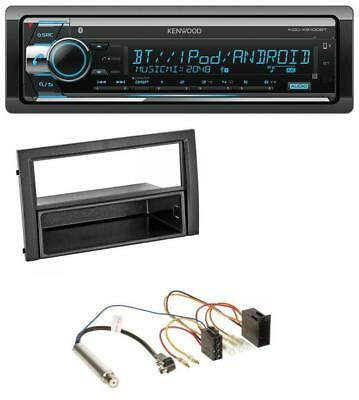 kenwood usb mp3 cd bluetooth aux autoradio f r skoda fabia. Black Bedroom Furniture Sets. Home Design Ideas