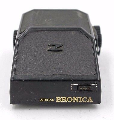 Zenza Bronica AE-II AE2 Finder E Viewfinder for ETR ETRS