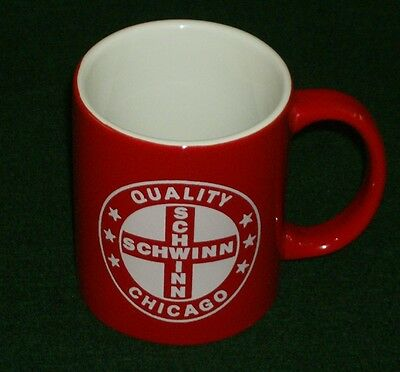 Vintage Schwinn Promotional Coffee Mug