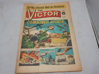 THE VICTOR COMIC No 228 ~ July 3rd 1965 ~ Combined Attack