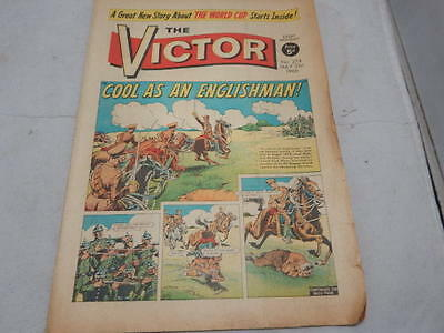 THE VICTOR COMIC No 274 ~ May 21st 1966 ~ Cool As An Englishman!