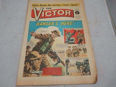 """THE VICTOR COMIC No 275 ~ May 28th 1966 ~ """"Banger's Here!"""""""
