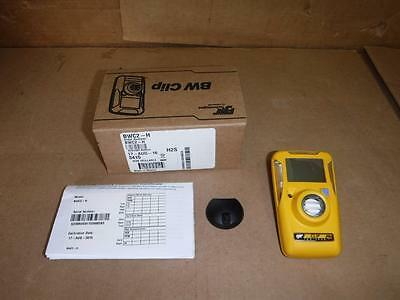 New Bw Clip Technologies Model Bwc2-H Gas Alert Clip Un-Activated Gas Monitor