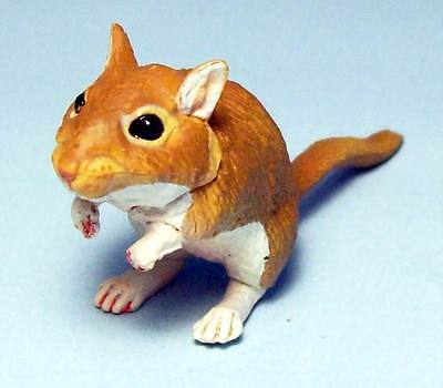 Kaiyodo Choco Q Animatales Pet animals Part 5 Red Mongolian gerbil US seller new