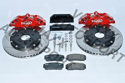 20 VW330 09 V-MAXX BIG BRAKE KIT fit VW Golf Mk2 cars +rear discs & ABS 83>91