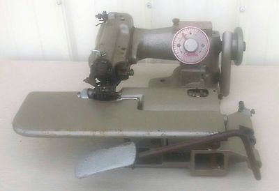Union Special Columbia Model 300-20 Hemmer Blindstitch Sewing Machine