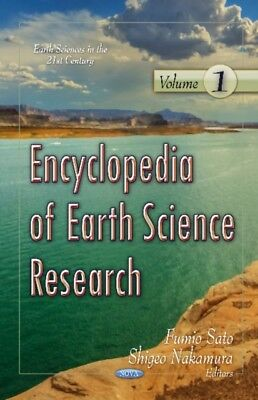 Encyclopedia of Earth Science Research (Earth Sciences in the 21st Century) (Ha.