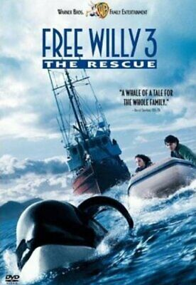 free willy 3 - DVD  14VG The Cheap Fast Free Post
