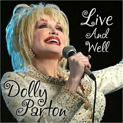 Dolly Parton - Live And Well - Dolly Parton CD C0VG The Cheap Fast Free Post The