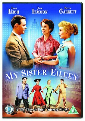 My Sister Eileen [DVD] [1955] - DVD  CUVG The Cheap Fast Free Post