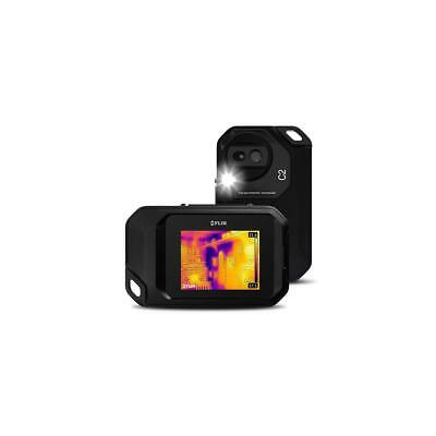 FLIR C2 Pocket-sized Thermal Imaging Infrared Camera with MSX, 80x60 IR Sensor