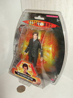 Neu Character 03419 Doctor Who Posierbare Action-figur ,11th & Schraubenzieher