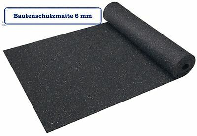 Protective Mat 6 mm Size / Length Wahlen AB 1 M x 1,25 M