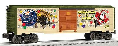 Lionel 6-25961 O Thanksgiving on Parade Boxcar