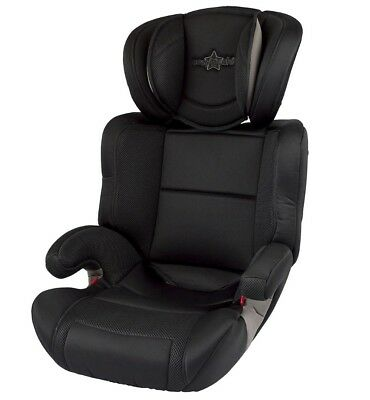 Cozy N Safe EST-203 K2 Group 2-3 Forward Facing Car Seat - Black/Grey A