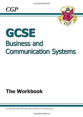 GCSE Business and Communication Systems Workbook (Busin - Paperback NEW Richard