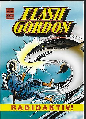 Flash Gordon Nr.2 / 1990 Mac Raboy / Hethke Verlag