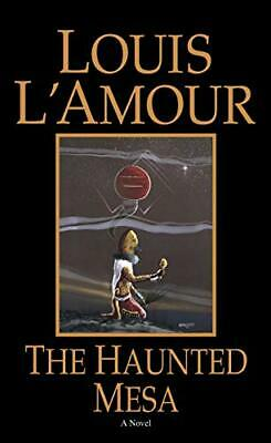 The Haunted Mesa by L'Amour, Louis Paperback Book The Cheap Fast Free Post