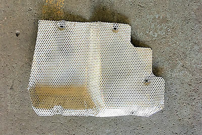 MG F TF Heatshield - Engine Bay - Fuel Tank WEB000240