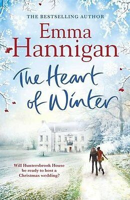 The Heart of Winter, Hannigan, Emma Book The Cheap Fast Free Post
