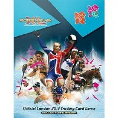 London 2012 Olympics Adrenalyn Xl  By Panini...base /Basic & Foil  Cards Choose