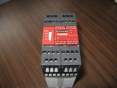 Nice Banner SM-GA-5A Machine Safety Relay