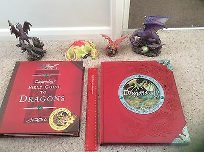 Dragonology The Complete Book Of Dragons & Field Guide