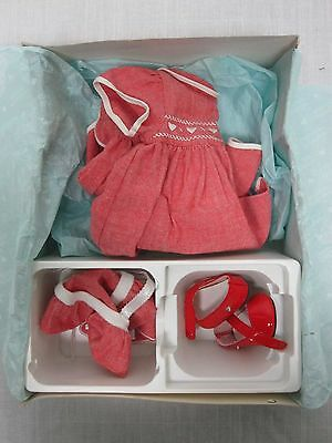 1997 American Girl Doll Bitty Baby Valentine's Day Outfit