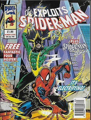 The Exploits of Spider-Man No.11 / 1993