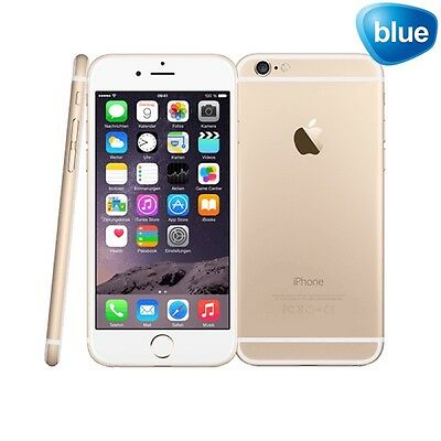 Apple iPhone 6 128GB - Gold ...::NEU::...