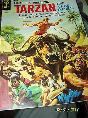 Gold Key Tarzan  # 141  April 1964