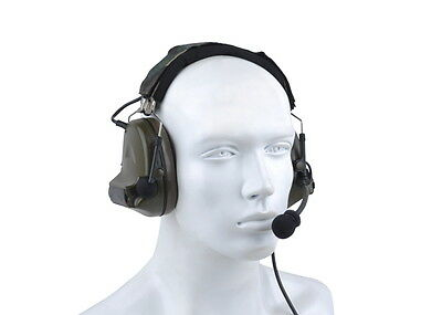 Z Tactical Peltor COMTAC II Type Noise Reduction Headset Z041-OD