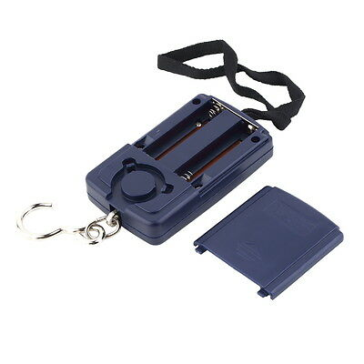 Portable 40kg/10g Electronic Hanging Fishing Digital Pocket Weight Hook Scale~~E