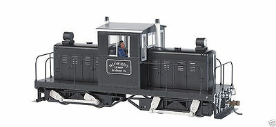 Bachmann 29201 On30 Midwest Quarry Whitcomb 50-Ton Center-Cab w/DCC #12