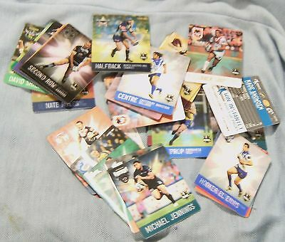 #d81.  27  Different  2011   Rugby  League  Hologram  Tazos