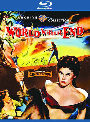 World Without End [New Blu-ray] Manufactured On Demand, Rmst, Amaray Case, Dig