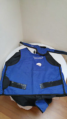 X-ray Protection Lead Vest w/ Thyroid  Xray X Ray - SURPLUS - GREAT DEAL!!