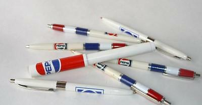 Large Lot of 1960's Pepsi Cola Ink Pens